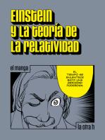 Einstein y la teoría de la relatividad: el manga