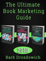 The Ultimate Book Marketing Guide - Box Set