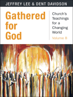 Gathered for God
