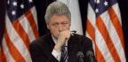 Bill Clinton, Big Dog, Goes to Kennel