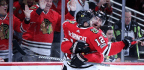 Blackhawks Defeat Panthers, 3-2, in Overtime