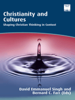 Christianity and Cultures