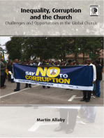 Inequality, Corruption and the Church