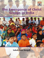 The Emergence of Christ Groups in India