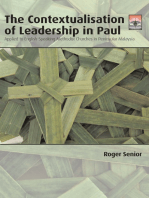 The Contextualisation of Leadership in Paul