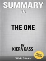 Summary of The One by Kiera Cass (Trivia/Quiz Reads)