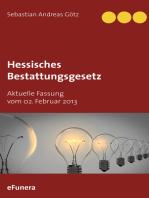 Hessisches Bestattungsgesetz