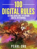 100 Digital Rules