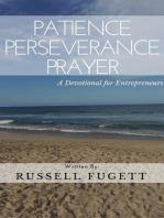 Patience Perseverance Prayer