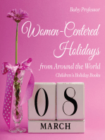 Women-Centered Holidays from Around the World | Children's Holiday Books