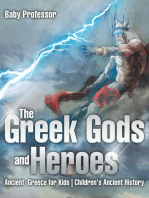 The Greek Gods and Heroes - Ancient Greece for Kids | Children's Ancient History