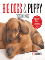 Big Dogs & Puppy Facts for Kids | Dogs Book for Children | Children's Dog Books