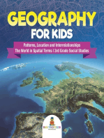 Geography for Kids - Patterns, Location and Interrelationships   The World in Spatial Terms   3rd Grade Social Studies