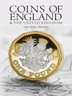 Coins of England & The United Kingdom (2018)