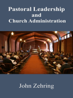 Pastoral Leadership and Church Administration