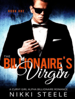 The Billionaire's Virgin Book One