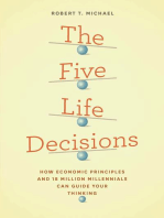The Five Life Decisions