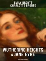 Wuthering Heights & Jane Eyre (Deutsche Ausgabe)