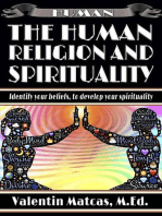 The Human Religion and Spirituality
