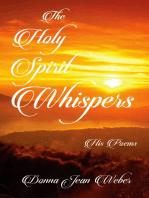 The Holy Spirit Whispers