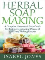 Herbal Soap Making
