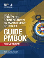 A Guide to the Project Management Body of Knowledge (PMBOK® Guide)–Sixth Edition (FRENCH)