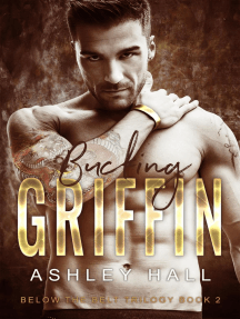 Bucking Griffin: Below the Belt Trilogy, #2