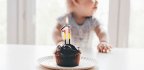 Little Kids Think Birthday Parties Actually Make You Get Older