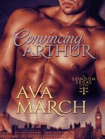 Convincing Arthur (London Legal Book 1)