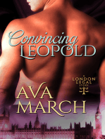 Convincing Leopold (London Legal Book 2)