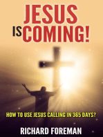 Jesus Is Coming! How to Use Jesus Calling In 365 Days?