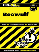 CliffsNotes Beowulf