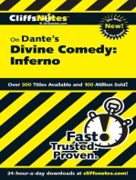 CliffsNotes on Dante's Divine Comedy