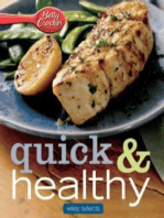 Betty Crocker Quick & Healthy Meals