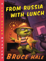 From Russia with Lunch