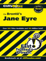 CliffsNotes on Brontë's Jane Eyre