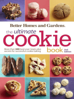 Better Homes and Gardens The Ultimate Cookie Book, Second Edition