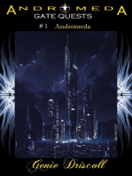 Andromeda Gate Quests
