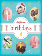Betty Crocker Birthdays