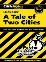 CliffsNotes on Dickens' A Tale of Two Cities