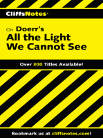 CliffsNotes on Doerr's All the Light We Cannot See