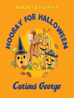 Hooray for Halloween, Curious George