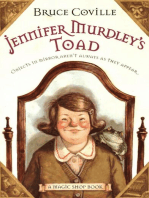 Jennifer Murdley's Toad