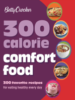 Betty Crocker 300 Calorie Comfort Food