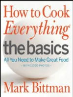 How to Cook Everything The Basics