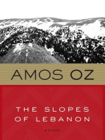 The Slopes of Lebanon