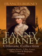 FANNY BURNEY Ultimate Collection