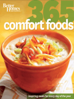 Better Homes and Gardens 365 Comfort Foods