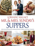 Mr. and Mrs. Sunday's Suppers