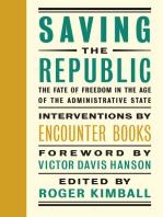 Saving the Republic